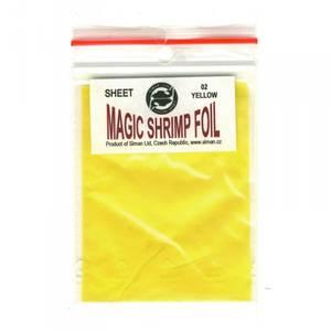 Bilde av Magic Shrimp Foil Sheet 02 yellow