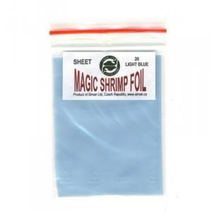 Bilde av Magic Shrimp Foil Sheet 20 light blue