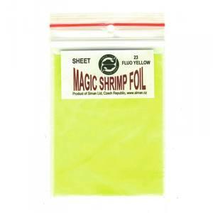 Bilde av Magic Shrimp Foil Sheet 23 fluo yellow