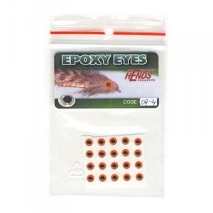 Bilde av Epoxy Eyes 4,0mm 09 orange